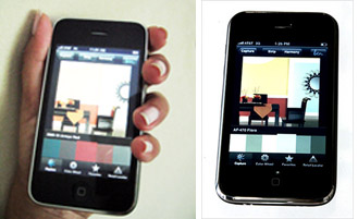 Iphone ben colorcapture