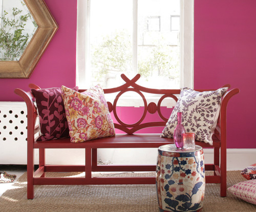 Living In Color: Colors of the Month: April
