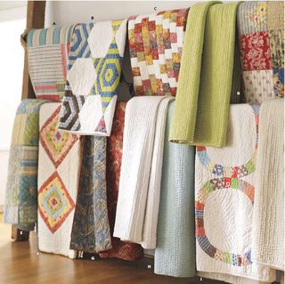 Pottery barn quilts 1