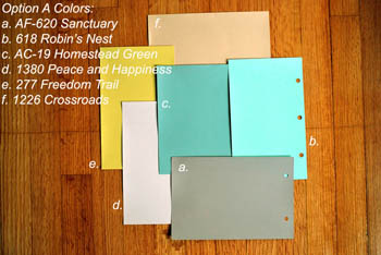This combination offers variety of colors that are vibrant and sophisticated. It\u0027s a balance between deep and energizing colors (Freedom Trail 277) ... & Living In Color: video