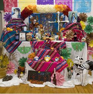 Scad altar