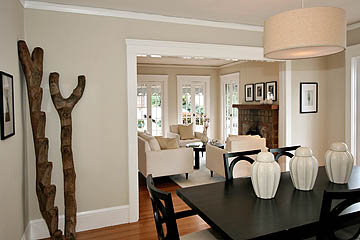 Dining to Living View Bungalow