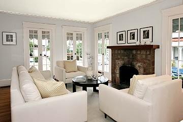 Living Room Stonington Gray