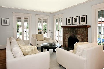 Living Room Stonington Gray