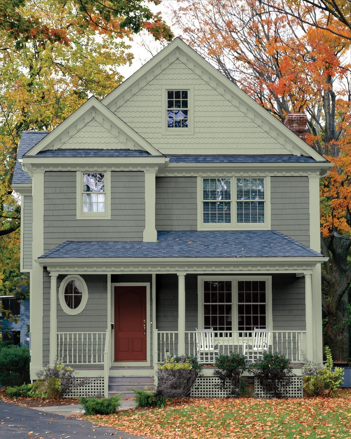 Living In Color: Tips On Choosing Exterior Color For Your Home