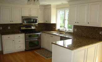 Kitchen after contemporary