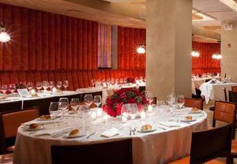 Restaurant 81 dining room