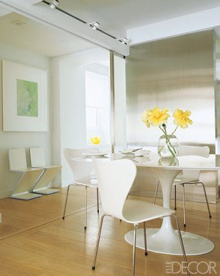 Joshua McHugh Banato White Apartment Elle Decor