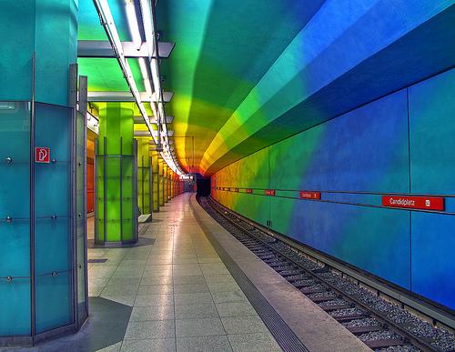 Munich U-Bahn Blues