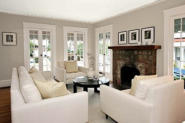 Neutral Paint Colors  Living Room on Living In Color  Color Iq  Makeover Options For The Perfect Palette