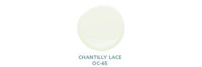 Chantilly Lace Color Trim