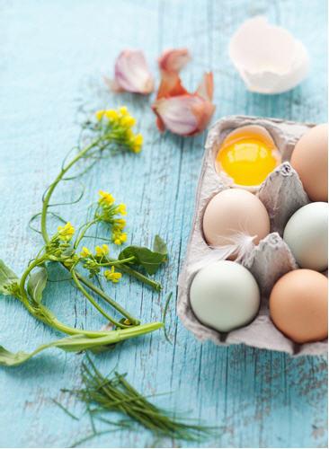 Aran Goyoaga Eggs