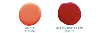 Oriole 2169-30, Million Dollar Red 2003-10