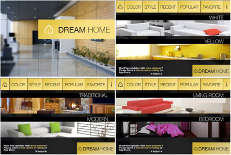 Dream Home HD for iPhone