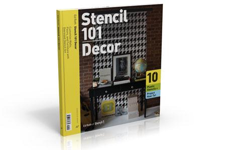 Stencil 101 Decorcover