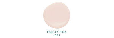 Paisley Pink 1261
