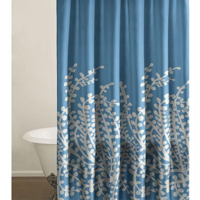 Fabric Shower Curtain Overstock