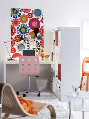 Ikea dorm room