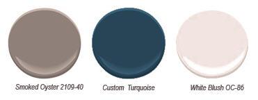 Turquoise Smoke Color