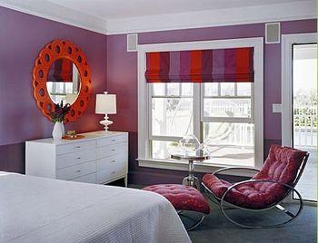 Ghislaine Vinas Bedroom