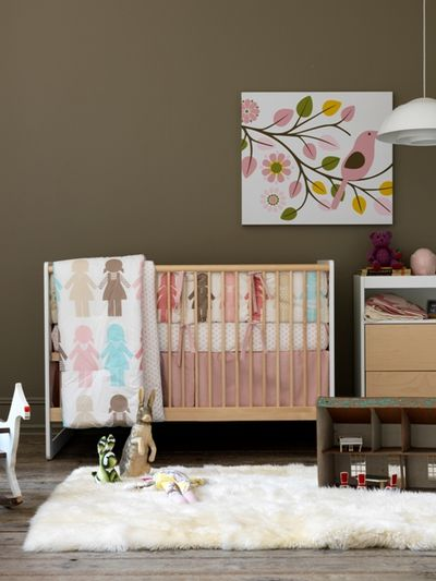 Baby room dwell benjamin moore color