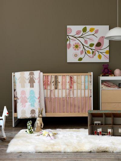 Baby room dwell benjamin moore color