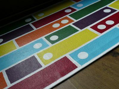 Floor cloth modern