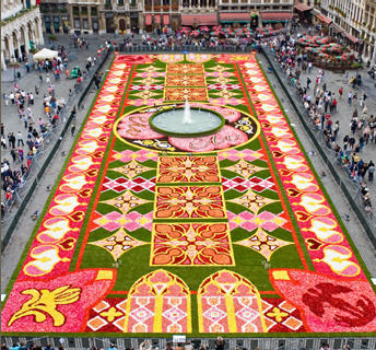Flower Carpet Day