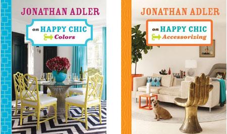 J_Adler_Happy_Chic_books