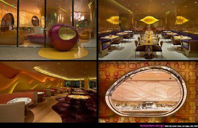 Karim rashid restaurant 1
