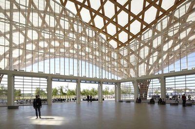 Centre Pompidou Metz Shigaru Ban