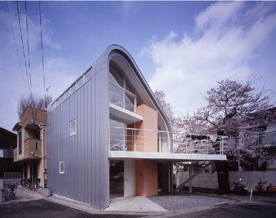 Tokyo House Shigaru Ban
