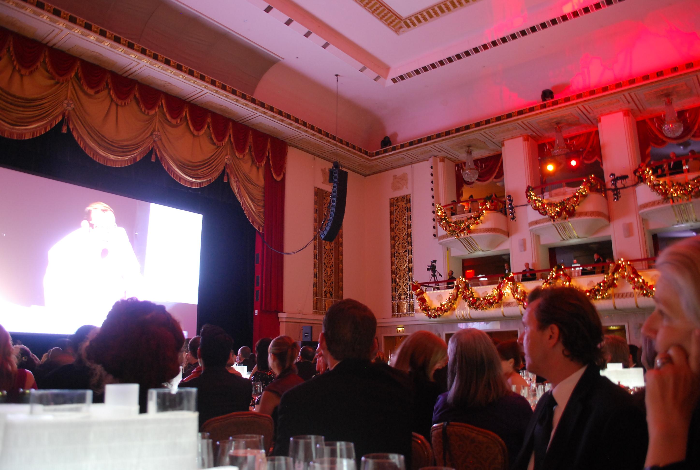 The Ballroom At Waldorf Astoria In NYC