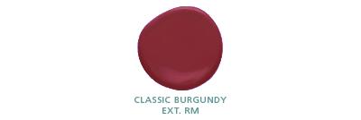 Classic Burgundy Ext Rm