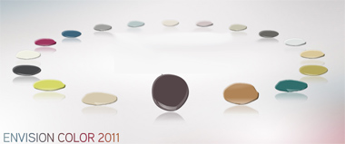 Envision color benjamin moore color of year 2011