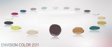 Envision color benjamin moore color of year 2011