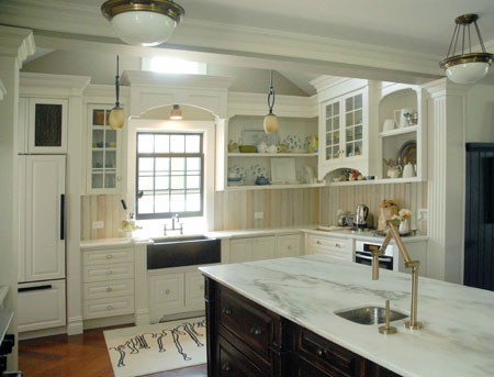 Living In Color: Kitchen Matchmaking with Studio Finishes and the ...