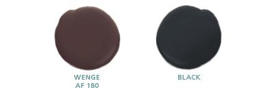 Wenge AF 180, Black