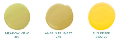 Meadow View 383, Angels Trumpet 278, Sun Kissed 2022-20